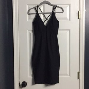 Like new Charlotte Russe LBD Large (s8)